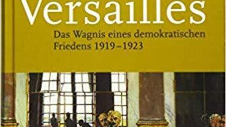 "Book presentation: ""Versailles"" by Klaus Schwabe"